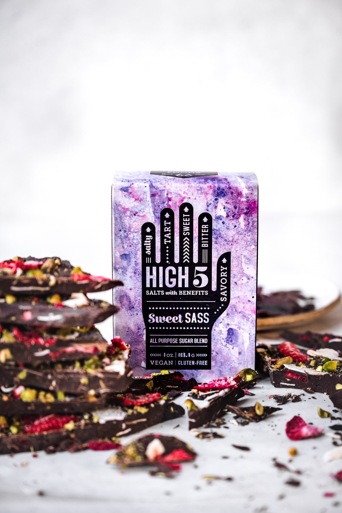 side view of high 5 salts