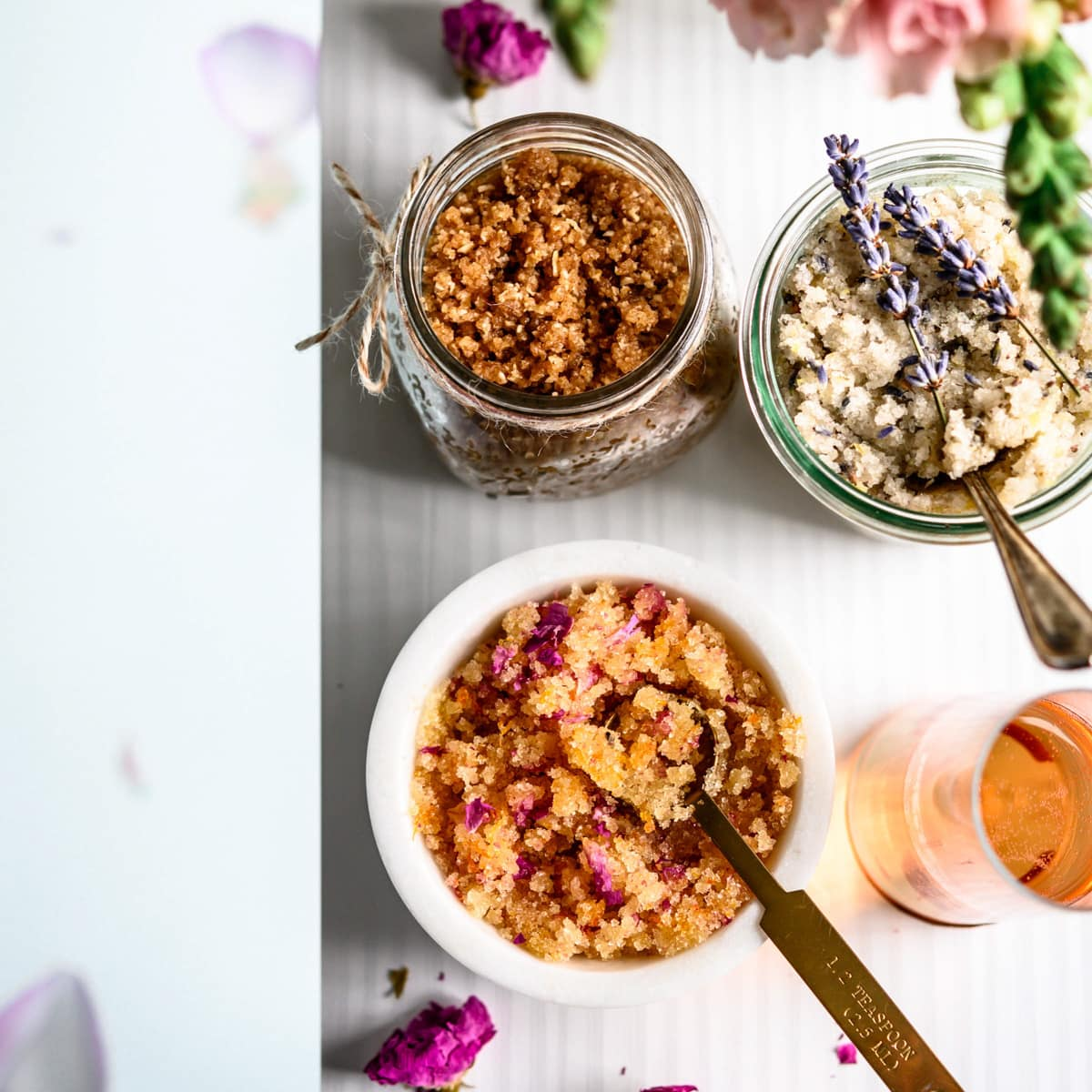 3 Diy Body Scrubs For Mother S Day Crowded Kitchen