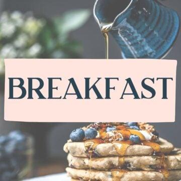 Breakfast category image.